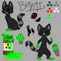 Blakat Reference by CavySpirit