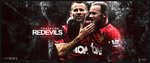 Rooney And Giggs by mikeepm