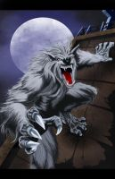 WereWolf by ColoristChris