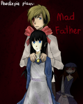 Pewdiepie plays: Mad Father by NekoChoco