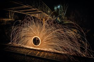 Steel wool by MarcoK74