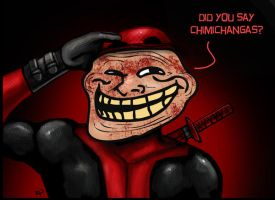 Did you say Chimichangas? by HeroforPain