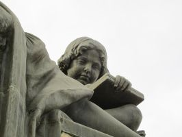 10/25/12 Studying Child by liha-irden