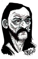 Who's better , Lemmy or God ? by sinj