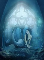 Little Mermaid by AlexandraVBach