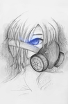 GAS MASK by sayucchi