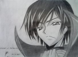 Lelouch by Nurfidan