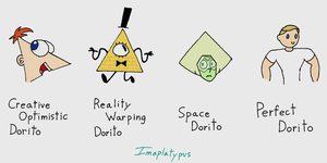 Popular Doritos Flavors by Imaplatypus