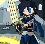 Sword of Elysium by Firewarrior117