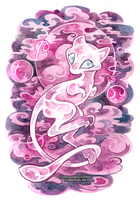 Mew by cryptosilver