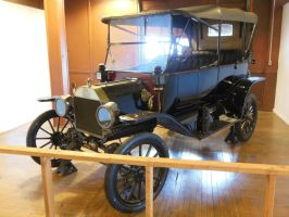 1914 Ford Model T Touring Car by rlkitterman