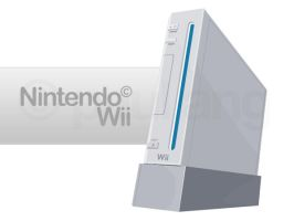 Wii Vector by technodium
