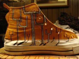 Origin of Symmetry shoes 1 by Sum41luvr224