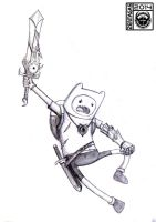 awesome finn by Zentagas