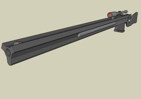 LR blast rifle by McDraw by weaponry-guild