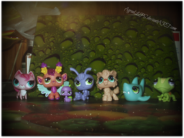 .:My Newest LPS:. by AgraelLPS