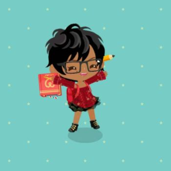 My avatar on LINE PLAY by GenieDust7766