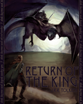 Return of the King book cover by Penguinhoarder