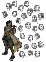 Eradins 25 expressions by brody-lover