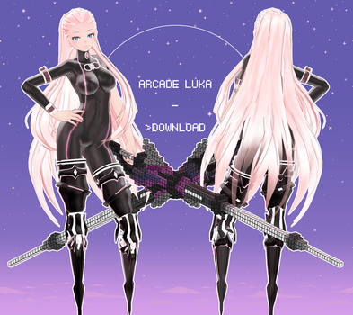 Arcade Luka - DL - by NoUsernameIncluded