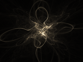 Fractal Art: Space Charge by threefx