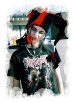 Me and meh hats by slipknotcrow