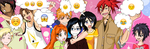 Bleach: Much Ado about Something fanfiction Cover by bubbamax1990