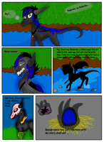 A story behaved by Pain page 1 by TakeTheChances