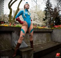 Cammy Cosplay Ikuy 7 by TheUnbeholden