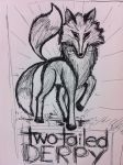 [Gift] Realism Two-Tailed Derpy In The Wild by Tw1st3dSoul