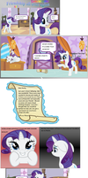 FAOA- Part 1 (Canterlot Letter) by Dizzeh89