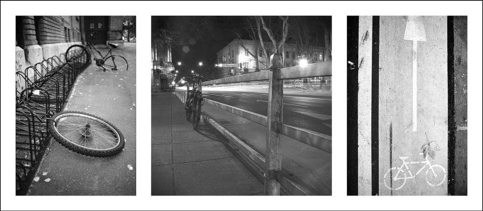 BIcycle TRIptych by d-minutiv