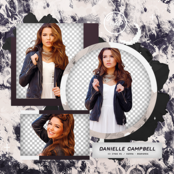 Pack Png 360 - Danielle Campbell by BEAPANDA