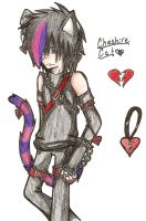 Old Art +Insane Cheshire+ by Shadowsluver