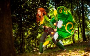 Dota 2 - Windranger by alwayshehe