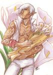 Floral Valentine - Fenris by aimo