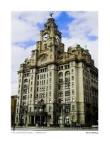 The Liver building by woofdog