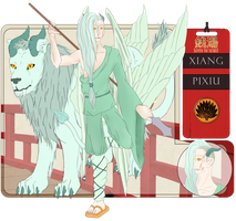 SnS: Xiang by chaoticpeace1