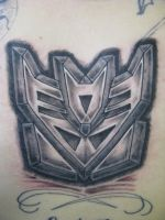 Transformer by madtattooz