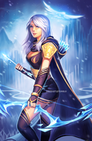 Ashe by justduet