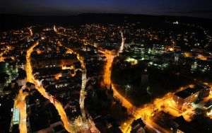 Jena at Night by hquer