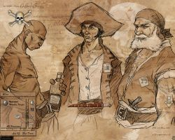 Pirates by scubabliss