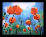 poppies 2 by wimpy3