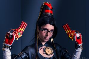 Bayonetta by Stenfire