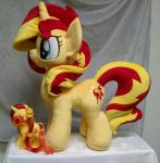 Another Sunset Shimmer by Bakufoon