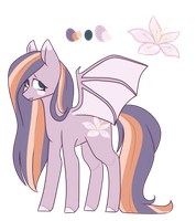 Little Lilly Ref by DaringPineapple