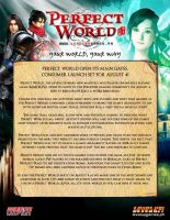 Perfect World Launch Article by Ardnaz