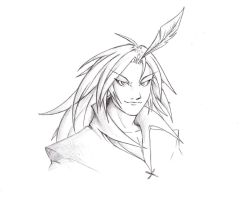 Kuja by CurseReaper