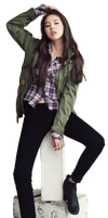 Sohee (Wonder Girls) PNG [RENDER] by KwonLee