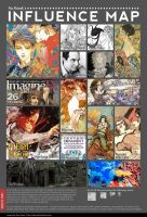 Influence Map by arekudemon